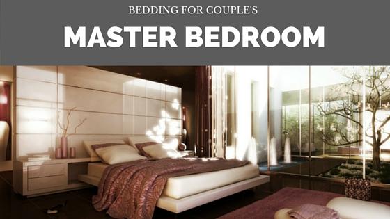 Couple's master bedroom ideas