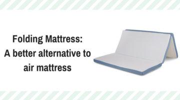 best alternative to air mattress